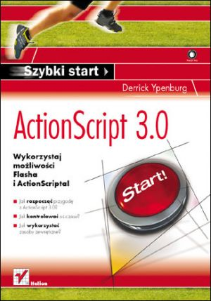 ActionScript 3.0. Szybki start - Derrick Ypenburg
