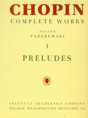 Chopin Complete Works I Preludia