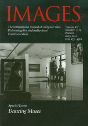 IMAGES The International Journal of European Film, Performing Arts and Audiovisual Communication vol. VII nr 13-14