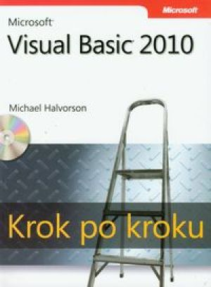 Microsoft Visual Basic 2010 Krok po kroku + CD - Halvorson Michael