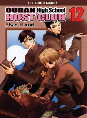 Ouran High School Host Club, tom 12 Bisco Hatori