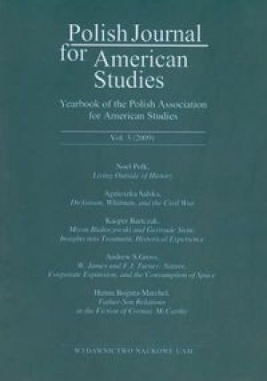 Polish Journal for American Studies vol. 3 (2009)